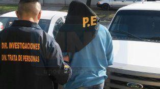 Al penal. El condenado fue encontrado en Estación Sosa.