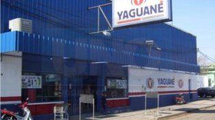 Empresa afectada. El dinero sustraído pertenecía al super de Villaguay.