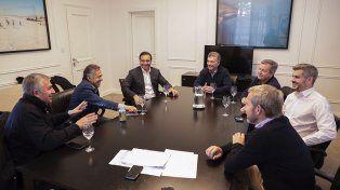 Primero los propios. Los gobernadores radicales acordaron el martes con Macri