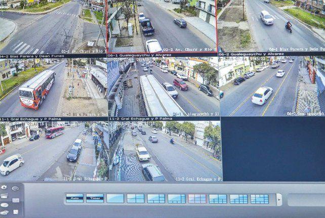 Licitación. Sostienen que el sistema permite la colocación de 500 cámaras en toda la ciudad.