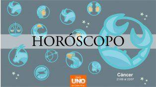 El horóscopo para este sábado 14 de julio de 2018