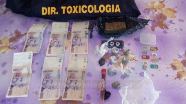 Desarticularon kioscos de droga: Hay siete detenidos, entre ellos un policía