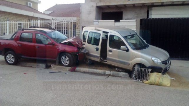 Un hombre murió luego de producirse un choque dentro de la ciudad de Crespo