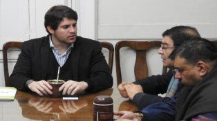 Análisis. Gabás y otros funcionarios pusieron sobre la mesa los distintos reclamos que llegan al organismo.