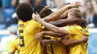 El tercer puesto del Mundial fue para Bélgica
