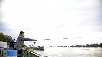 el 22 habra competencia en el club de pescadores