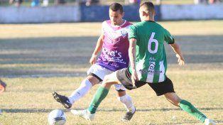 Sportivo Urquiza y Oro Verde igualaron en La Floresta