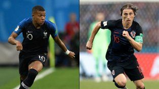 Francia y Croacia definen la Final de la Copa del Mundo