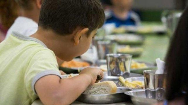El gobierno provincial incrementa partidas para comedores y copas de leche