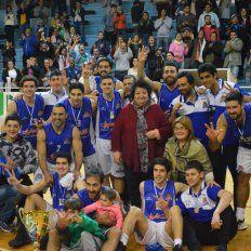 El equipo del norte de la provincia ganó los tres partidos