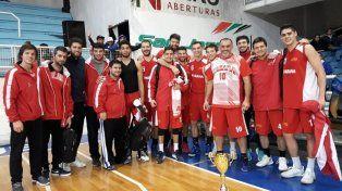El equipo de la capital se quedó con el tercer puesto