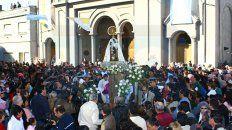 nogoya celebra 236 anos y a su patrona, la virgen del carmen