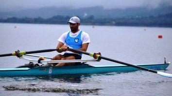 rowing cosecho cuatro podios en villa constitucion