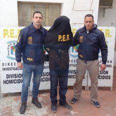 A la Alcaidía. Pacu, fue detenido en la zona de Anacleto Medina.