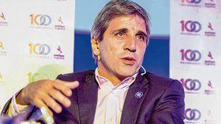 El presidente del Banco Central logró renovar el stock de Lebacs previstas.