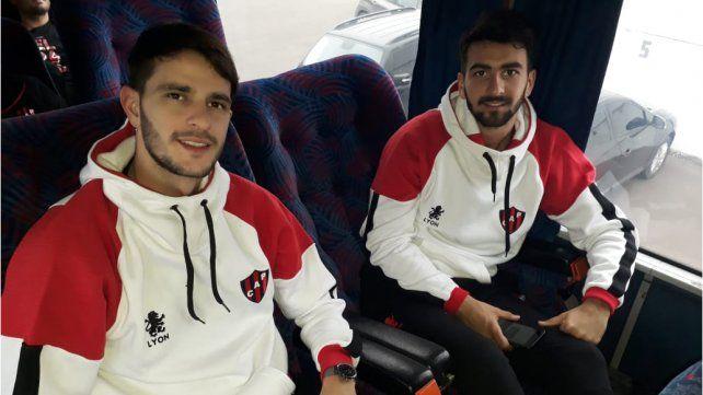 Federico Bravo y Nicolás Pantaleone