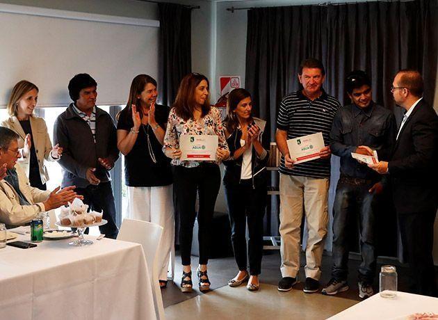 Los ganadores de la edición 2017