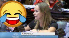 en el dia mundial del emoji, la diputada cresto apoya la campana del emoticon del mate