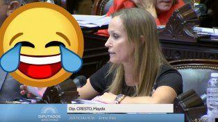 En el día mundial del Emoji, la diputada Cresto apoya la campaña del emoticon del mate