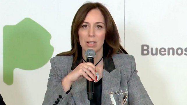 El preso De Vido se enojó con María Eugenia Vidal