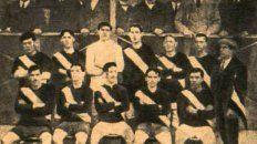 El representante del equipo de Boca por aquellos años.