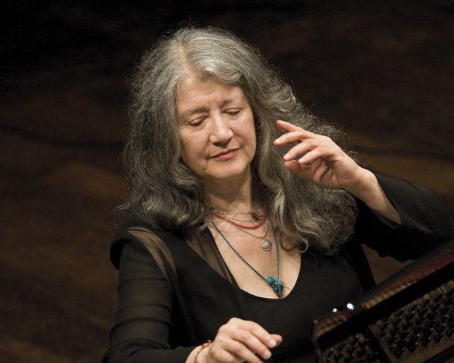 <p></p>Martha Argerich<p></p>