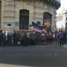 Pese al veto de Varisco: vecinalistas insisten con ser parte del control de colectivos