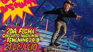 Corren la segunda Fecha del Circuito Girls Assault 2018 en Rosario