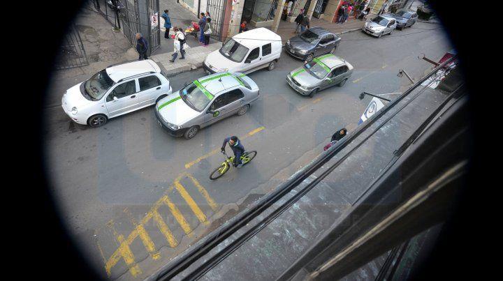 Los ciclistas urbanos están en la mira de los ladrones.