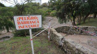 Advertencia. El anfiteatro ubicado en la depresión natural denominada Boca del Tigre, se inauguró en 1985.