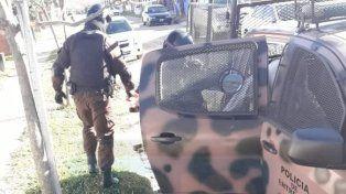 Detectan una banda de piratas del asfalto asentada en Federación