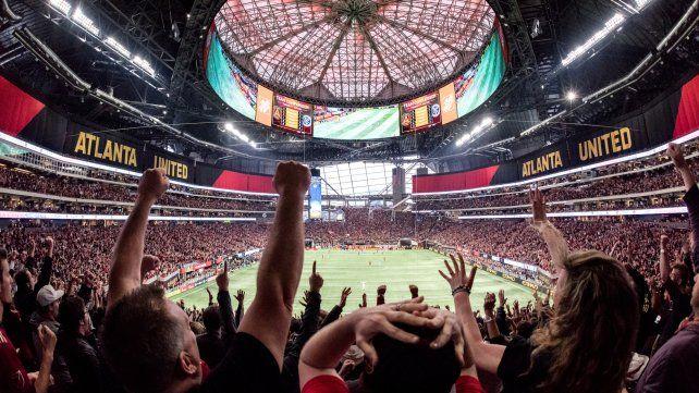 El paranaense Eric Remedi debutó en el triunfo de Atlanta United