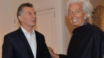el partido justicialista le pidio al fmi que no le anticipe fondos al gobierno de mauricio macri