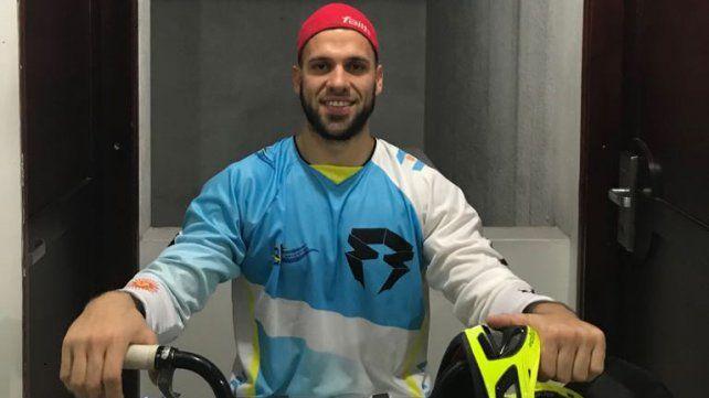 Fabio Sattler campeón Panamericano