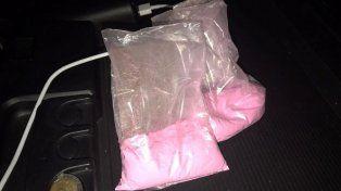 La coca rosa: Una nueva droga que consume la clase pudiente
