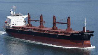 Un nuevo buque con destino a Irak, saldrá desde el puerto de Concepción