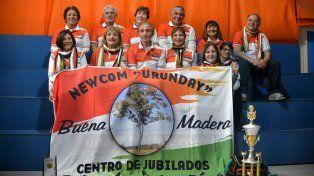 Urunday se trajo la copa desde Tucumán