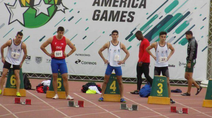 Betsabé Páez fue tercera e Ignacio Ulián cuarto