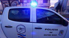 asaltaron y robaron 21.000 pesos a un policia en un cajero automatico