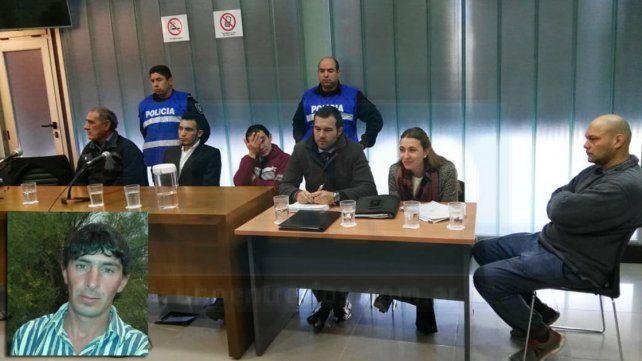Crimen del tambero: Marcelo Payé acordó una pena de 13 años de prisión