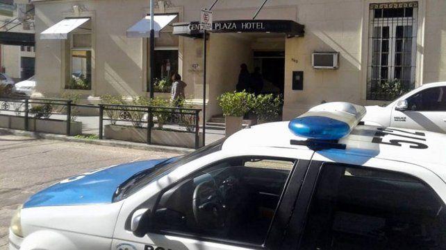 Investigan la muerte de una joven en el interior de un hotel de Concordia