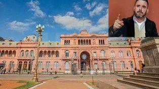Habló el abogado del periodista entrerriano acusado de ser espía en la Casa Rosada