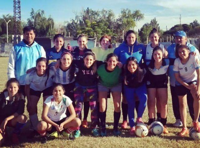 La selección femenina de la LPF entrena en Don Bosco