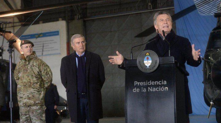 Reacción. La resolución de la administración Macri generó el inmediato rechazo del arco político y gremial.