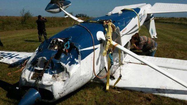 Juicio por el robo de la avioneta: dos dijeron ser inocentes, otro confesó e irá a prisión