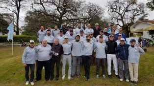 El clásico más picante del rugby en Paraná comenzó a jugarse pero en el golf
