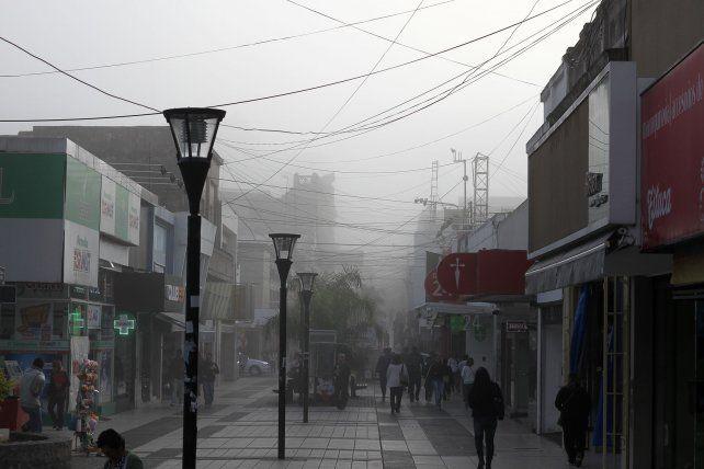 Será un sábado gris en Paraná con máximas de 12ºC
