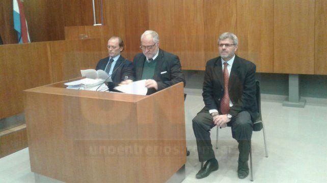 Sin acusación. El procurador entendió que Rossi actuó ajustado a Derecho. Foto: Juan Pereira.