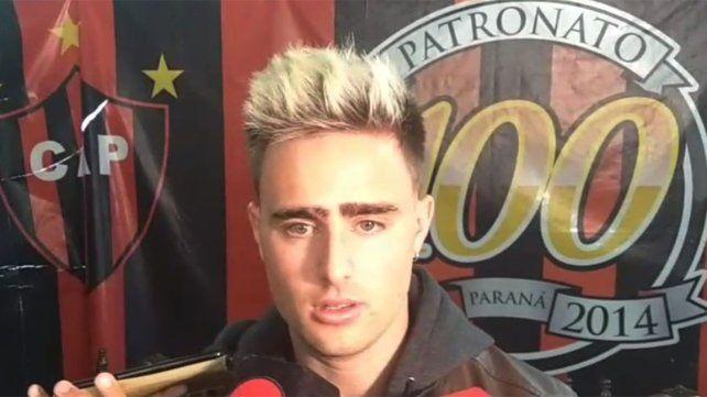 El delantero de 26 años viene de ascender en España.
