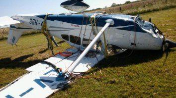 Fiscalía pidió duras penas para los acusados del robo de la avioneta en Victoria